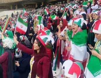 ifmat - Women fans not to be allowed into Iran stadium after all