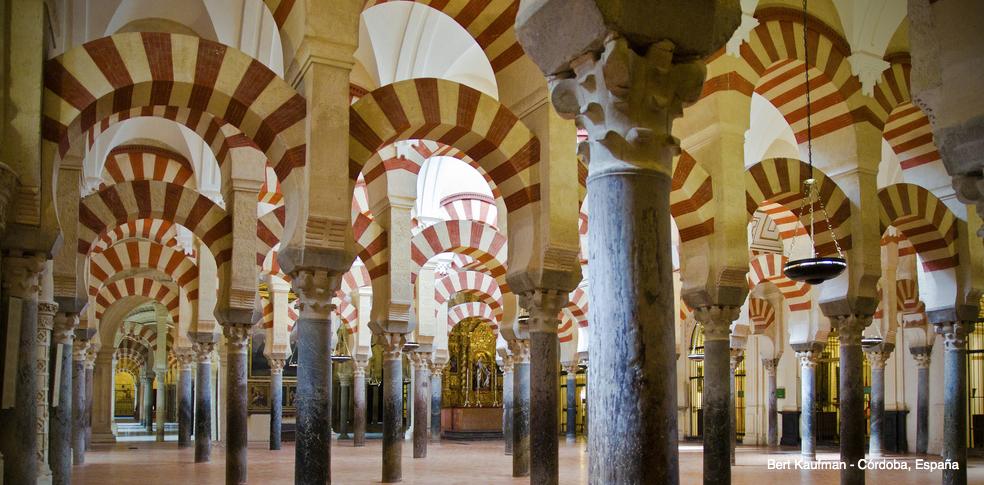 Iglesia - Mézquita, Córdoba, España