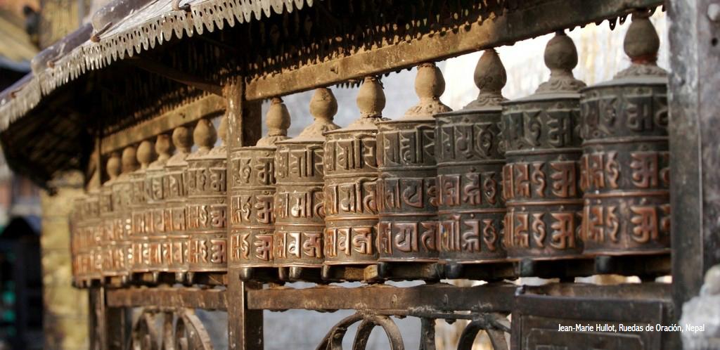 Ruedas de Oración Budista, Nepal