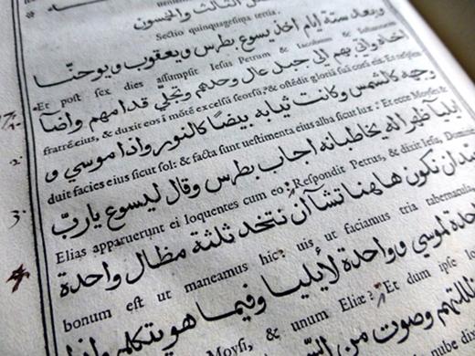 La historia de la traducción de la Biblia