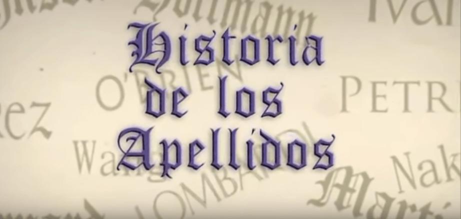 Apellidos Españoles de Origen Árabe