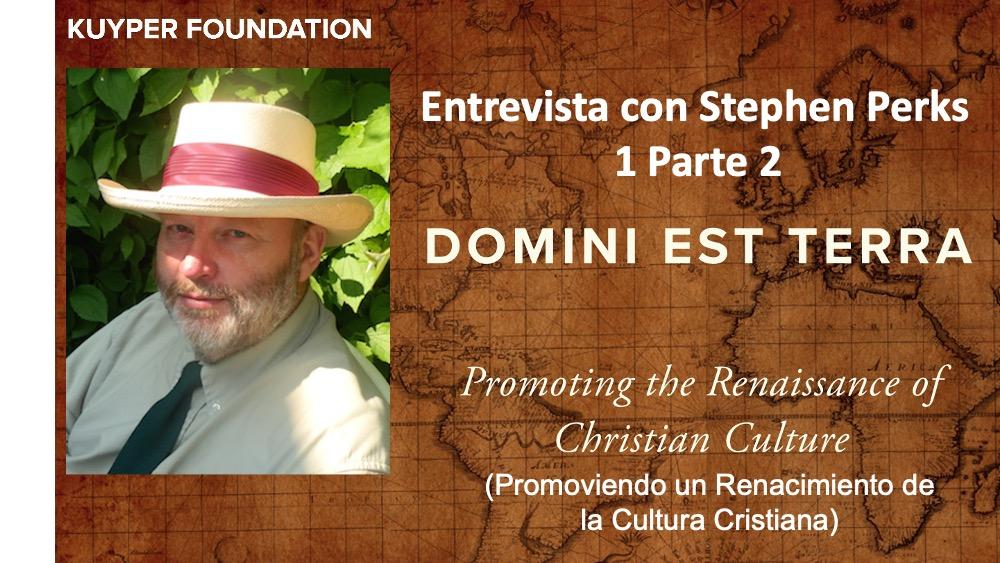 Entrevista con Stephen Perks 1 parte 2