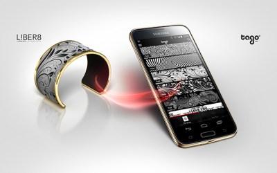 Wearable bracelet