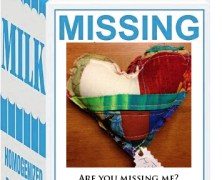 MISSING:  Quilted Heart