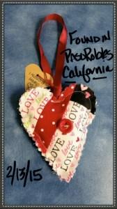 Heart Paso Robles