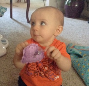 Adorable Little Heart Holder WX