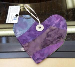 Purple Batiks WX