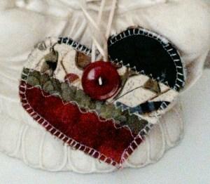 lovely lovely heart  wx