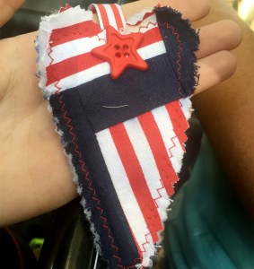 Patriotic Heart  WX