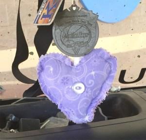 Purple Swirl Heart WX