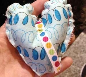 Blue Blue Heart WX
