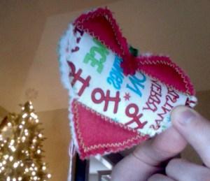 Ho Ho Ho Ho Heart