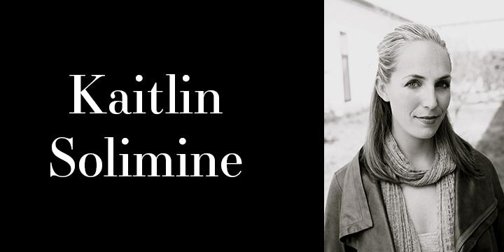 Kaitlin Solimine