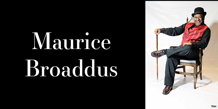 Maurice Broaddus