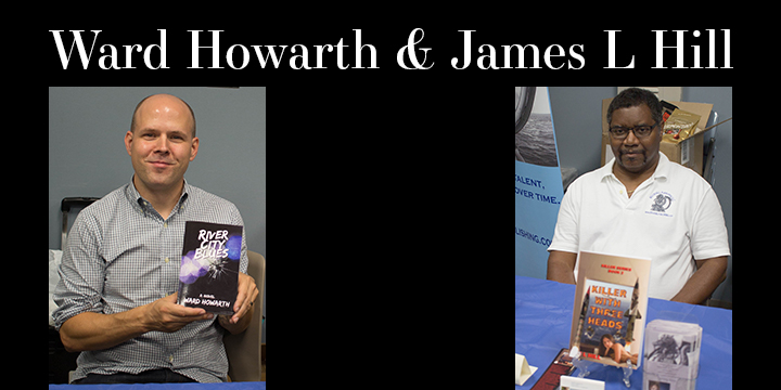 Authors Ward Howarth and James L Hill