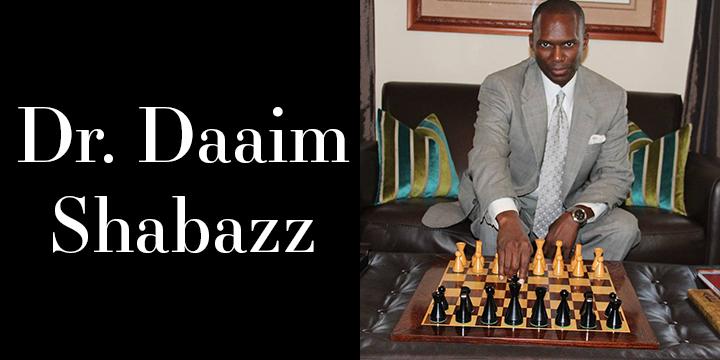 Dr Daaim Shabazz