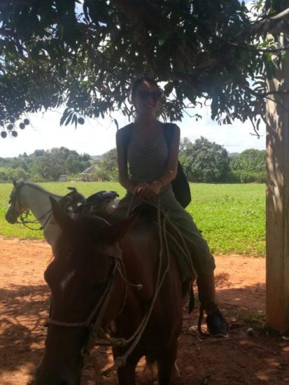 escursione a cavallo a vinales