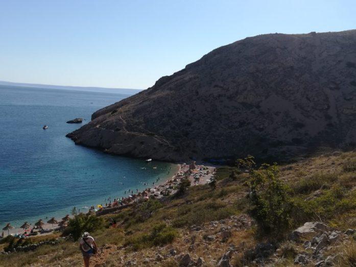 spiaggia di oprna