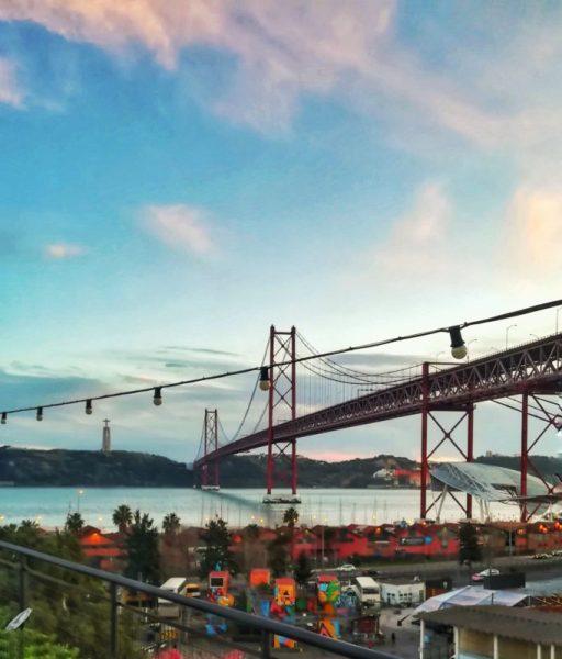 Ponte del 25 aprile al Rio Maravilha, LX Factory