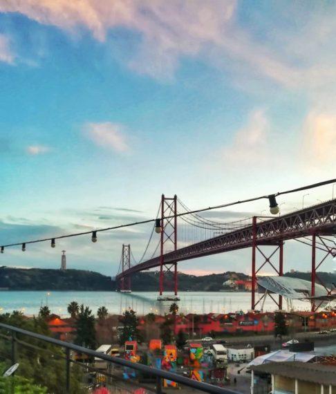 Adattarsi a Lisbona vuol dire innamorarsi di questi meravigliosi panorami