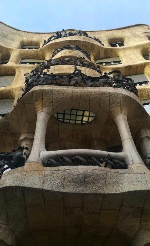 Barcellona e la sua Casa Milà