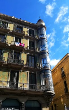 Barcellona quartiere Gracia