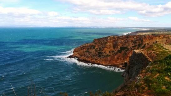Un'escursione a Cabo Espichel di domenica mattina