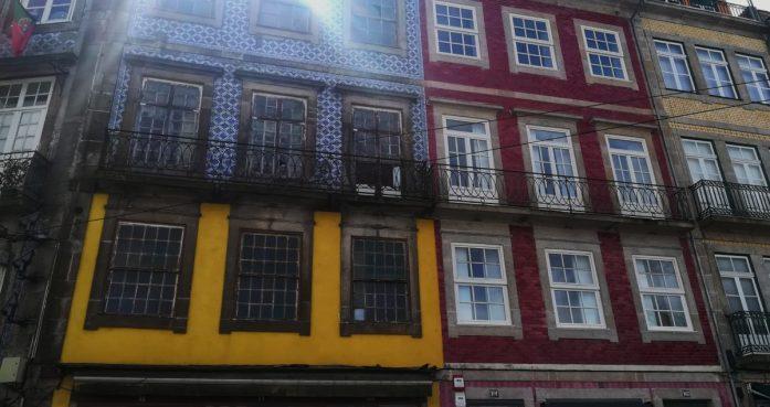 facciate a Porto