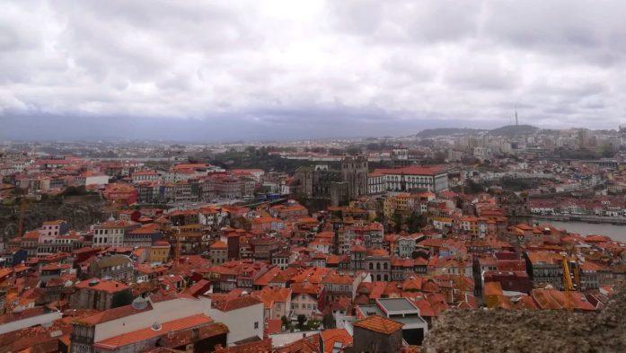 È più bella Lisbona o Porto? Porto vista dall'altro