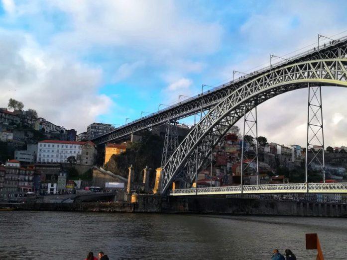 48 ore per visitare porto città dei ponti
