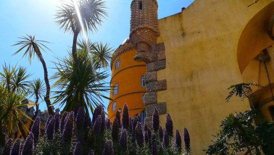 rimanere affascinati dal palazzo De Pena
