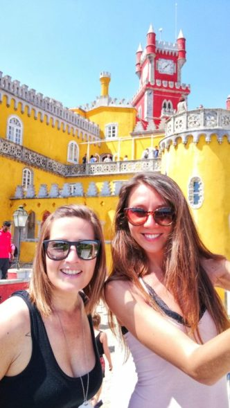 Cosa visitare in un giorno a Sintra e innamorarsi del palazzo de Pena