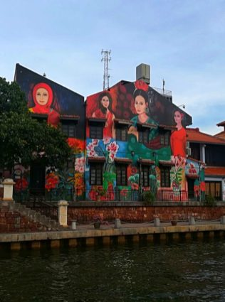 Street-art -per-una-Gita-in-giornata-a-Malacca