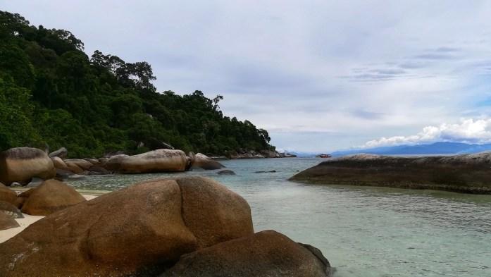 Andare alle isole Perhentian per i rumori della natura