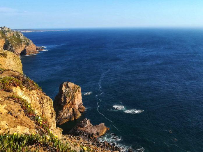 la vista da cabo da roca