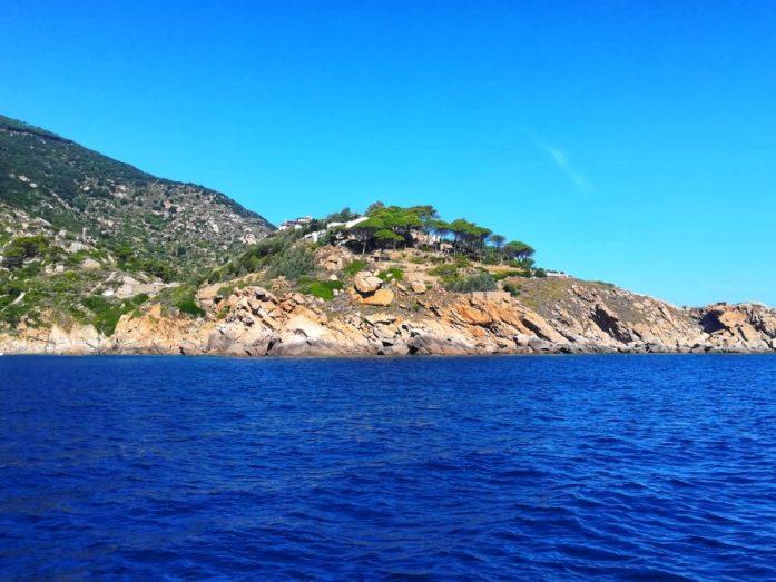 calette da visitare a isola del giglio