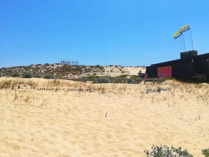 sabbia comporta portogallo