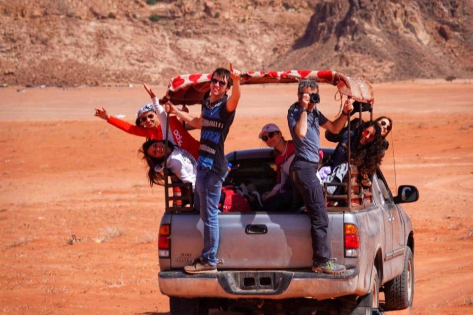 cosa sapere per i trasporti in un viaggio israele giordania