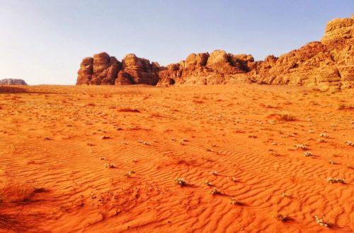 tutte le unformazioni utili per andare al wadi rum