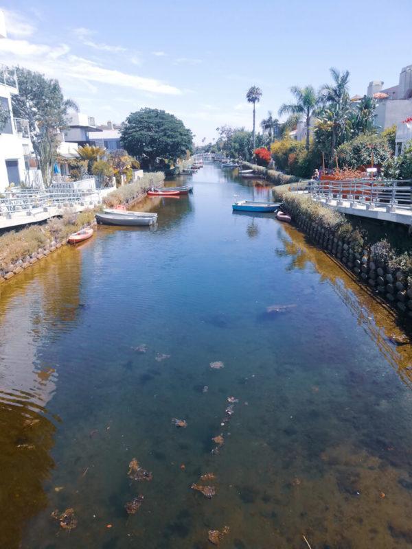 canali di venice in california non solo baywatch