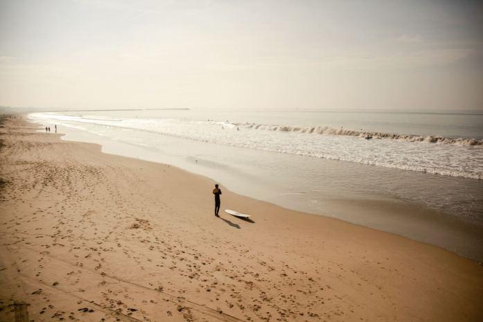 venice beach una giornata da baywatch
