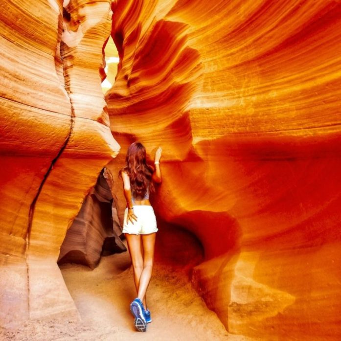 antelope canyon cosa vedere