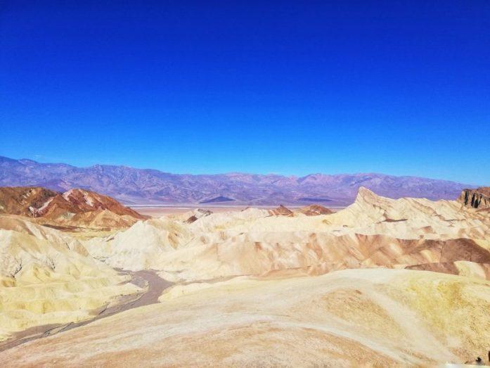 benvenuti death valley california