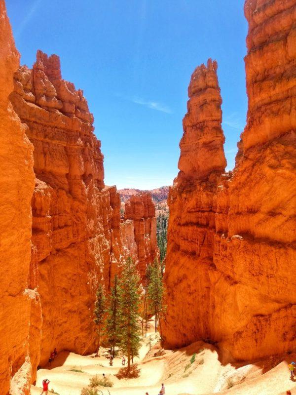 sentiero semplice bryce canyon