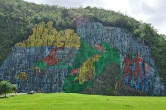 cuba murales della preistoria
