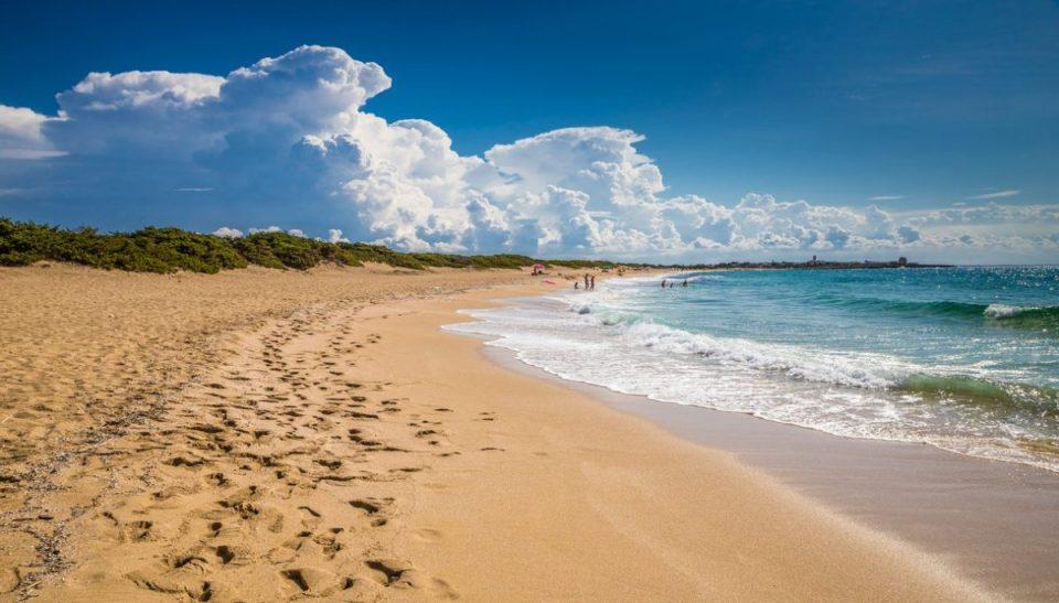 punta prosciutto spiaggia