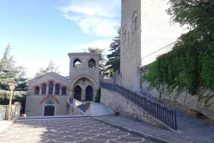 abbazia orsara di puglia