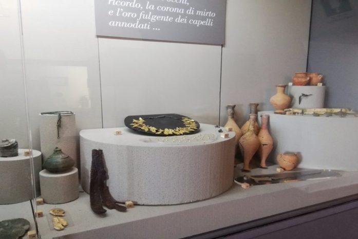 collezione museo ascoli satriano