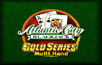 Atlantic City Mutlihand Blackjack Gold