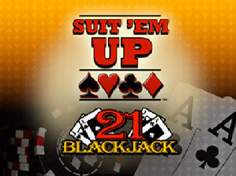 Suit Em Up Blackjack